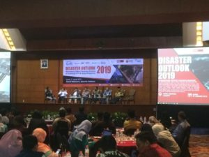 DMII dan ACT Selenggarakan Disaster Outlook 2019
