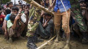Kembali Bentrok, Inggris Khawatirkan Eskalasi Kekerasan di Rakhine