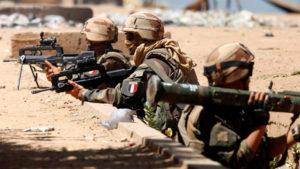 Janji akan Basmi Sisa-sisa Kelompok IS, Perancis Pertahankan Pasukannya di Suriah