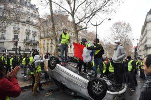 Kini Perancis akan Tindak Tegas Aksi Protes Yellow Vest