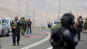 Konvoi Menteri Agama Palestina Diserang Warga Ilegal Israel