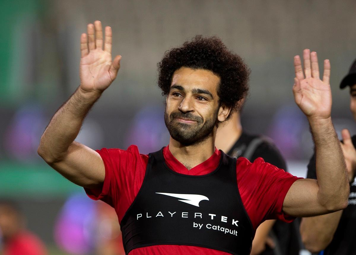 Mungkinkah Salah Keluar dari Liverpool Ketika Striker Israel Bergabung