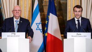 Presiden Perancis: Solusi Israel – Palestina dalam Kondisi Bahaya