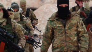Setelah Eksis di Suriah Kini Guardians of Religion Berdiri di Iraq