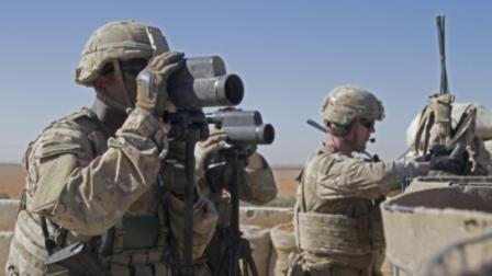 Setelah Trump Umumkan Penarikan Pasukan Justru AS Intensifkan Pemboman di Suriah