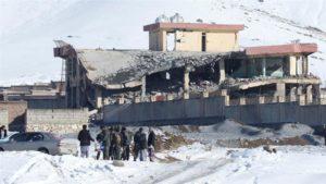 Taliban Serang Pangkalan Militer, 126 Pasukan Tewas
