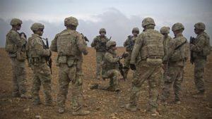 Trump Perlahan-lahan Pulangkan Pasukannya ke Rumah