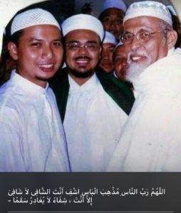 Ini Sosok Ustaz Arifin Ilham di Mata Putra Ustaz Abu Bakar Ba'asyir