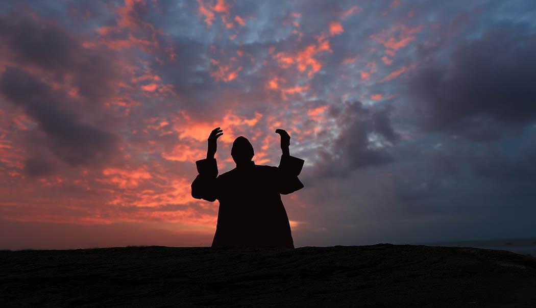 Korban Tsunami Selat Sunda Gelar Doa Bersama di Malam Tahun Baru