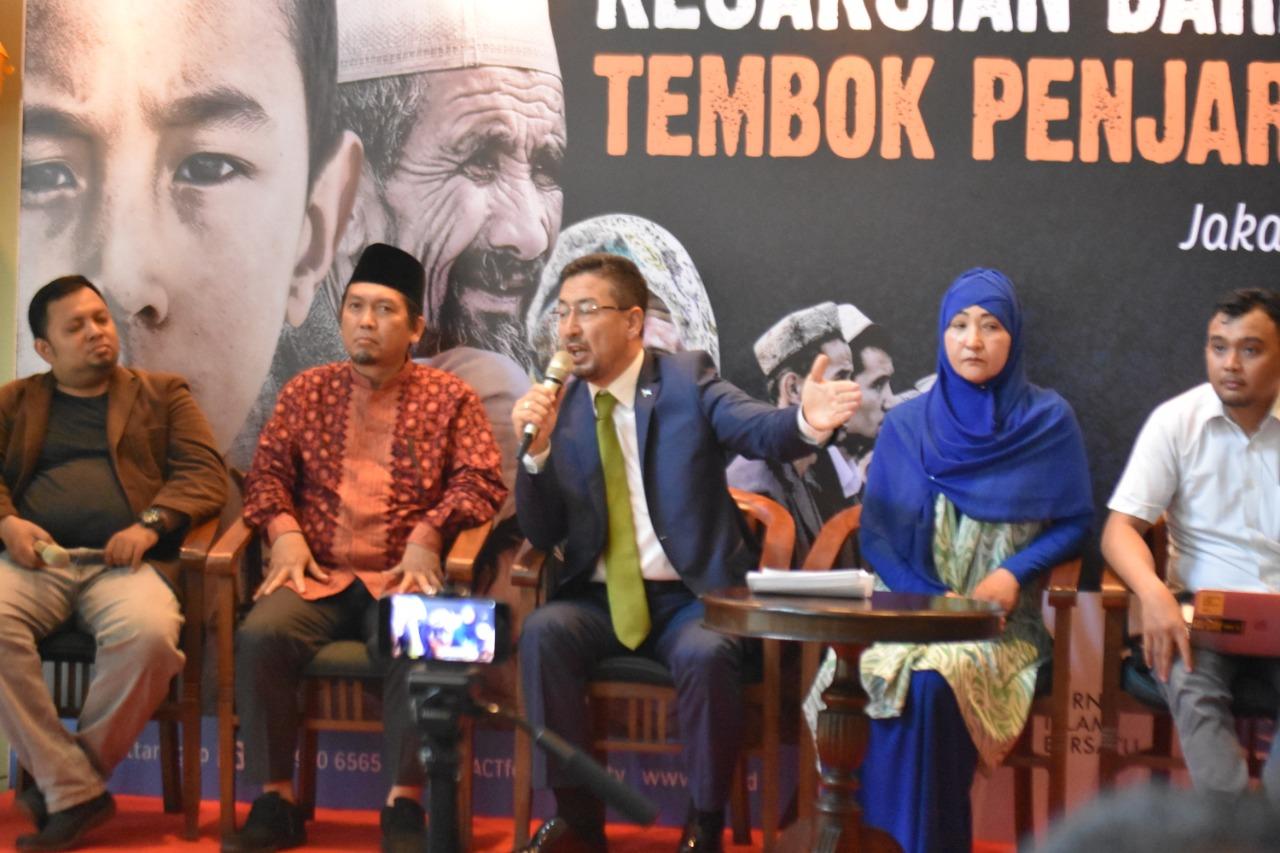 Muslim Uighur Apresiasi Solidaritas Indonesia