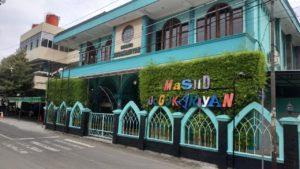 Polisi Sebut Kader PDIP Pelempar Masjid Jogokariyan Sudah Minta Maaf