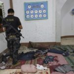Sebuah Masjid di Pilipina Selatan Digranat, Dua Guru Ngaji Tewas