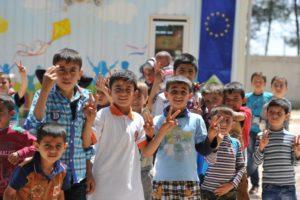 Erdogan: Zona Aman di Suriah Memungkinkan Pengungsi Pulang