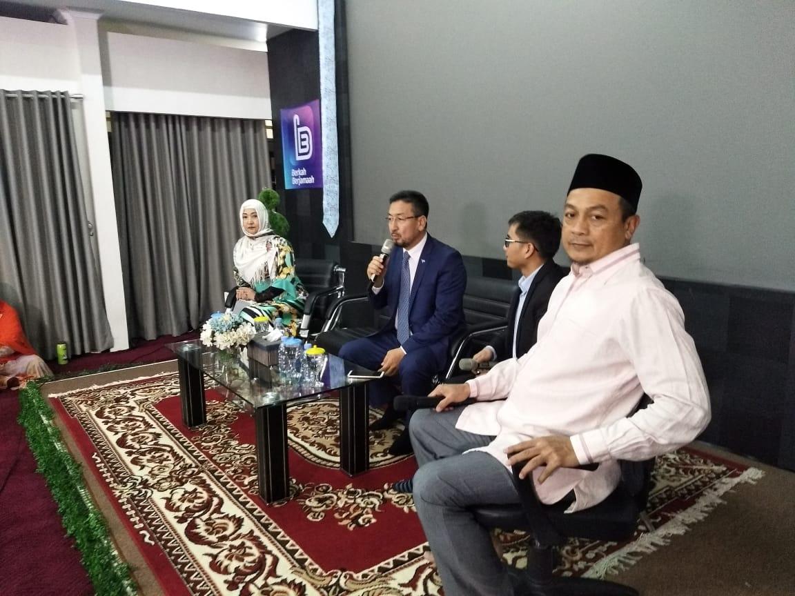 Ungkap Penindasan di Cina, Ulama Uighur Kunjungi Indonesia