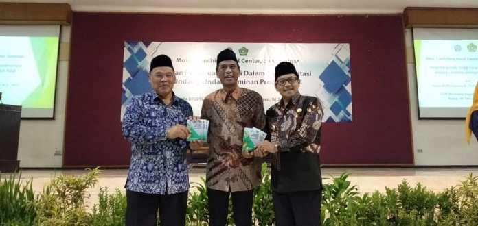Universitas Negeri Malang Resmikan Halal Food Center