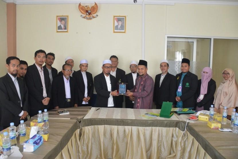 Ar Risalah Padang Jalin Kerjasama dengan ASSA Pattani Thailand