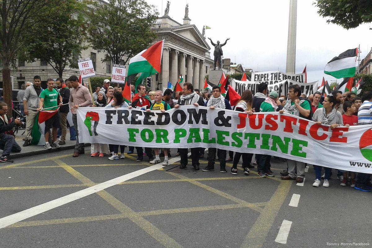 Pekan Depan, Irlandia Adakan Pertemuan Internasional Bahas Palestina