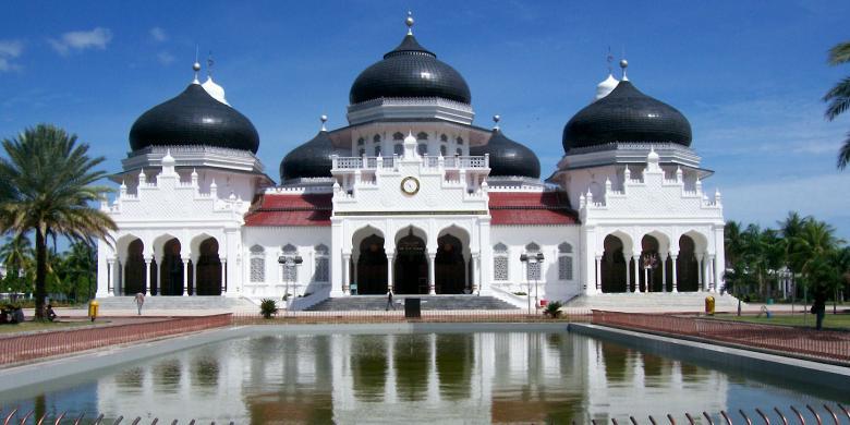 Indonesia Ingin Kalahkan UEA Jadi Destinasi Wisata Halal Nomor Wahid