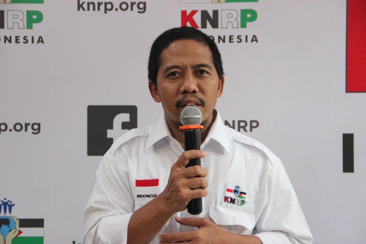 Bulan Ramadhan, KNRP akan Hadirkan Ulama Gaza ke Indonesia