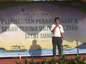 ACT Luncurkan Perahu Wakaf untuk Nelayan Banten