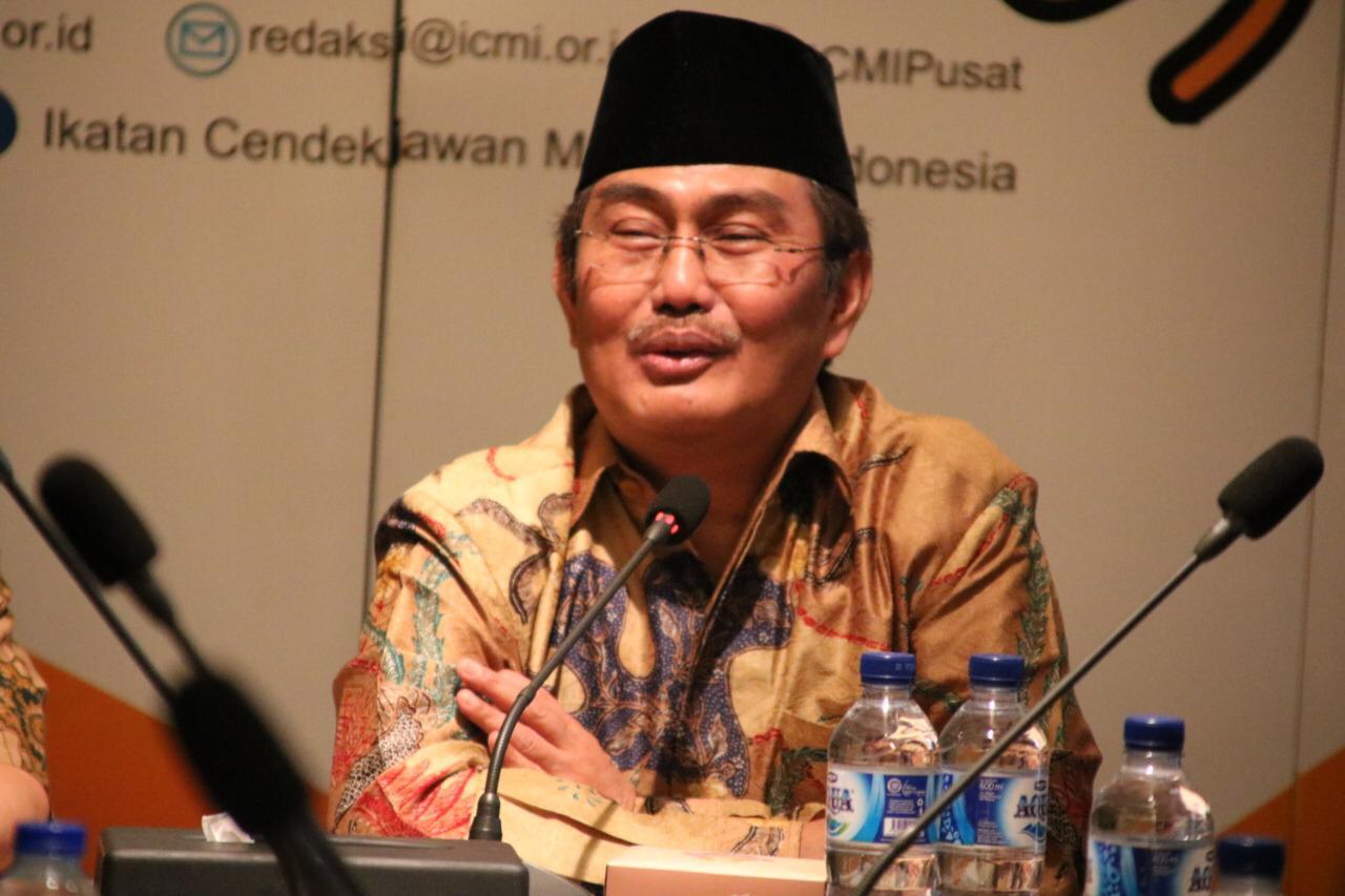 ICMI: MUI Berperan Luruskan Sistem Hukum Nasional yang Menyimpang