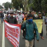 Warga Jabar Gelar Aksi Solidaritas untuk Korban Teror Selandia Baru