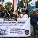 Aksi Solidaritas untuk New Zealand Berlanjut di Semarang, FUIS: Mereka Teroris Sebenarnya!