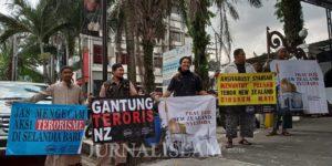JAS Malang untuk Selandia Baru: Aksi Solidaritas dan Doa Bersama