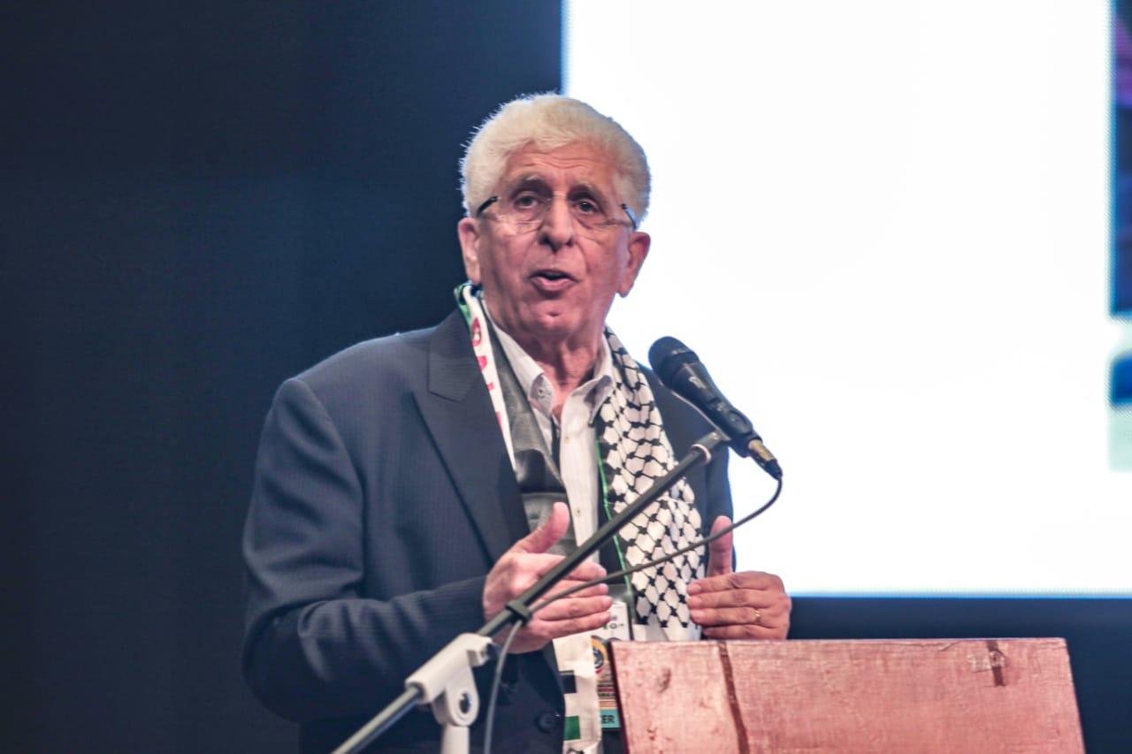 Wow, Pastor Palestina Ini Imbau Umat Kristen Dukung Perjuangan Pembebasan Baitul Maqdis