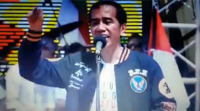 """TKN Klaim Pidato """"Marah-marah"""" Jokowi Untuk Jaga Demokrasi"""