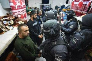 Tentara Penjajah Israel Tangkap 13 Warga Palestina di Tepi Barat