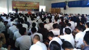 Jelang UN, SMAN 3 Cimahi Gelar Doa dan ZIkir Bersama