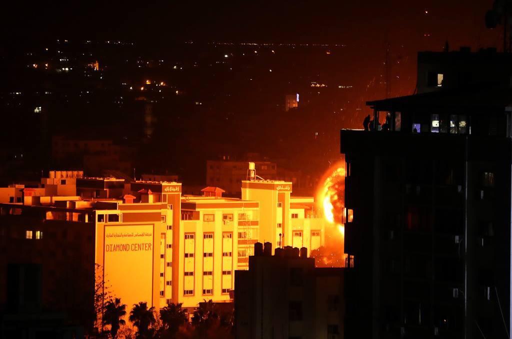 Kamis Ini, Israel Kembali Gempur Jalur Gaza