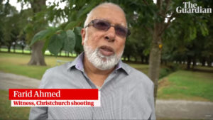 Pura-pura Mati, Pria Ini Selamat dari Pembantaian di Masjid Al Noor Christchurch