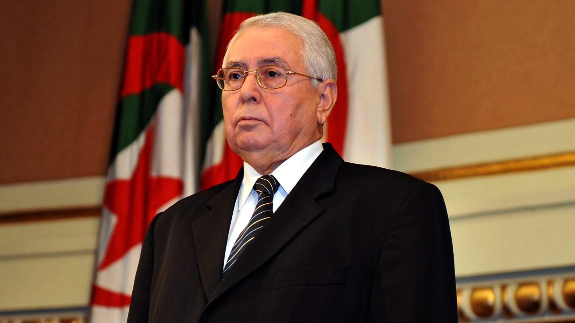 Presiden Sementara Aljazair Abdelkader Bensalah Ditolak Rakyat