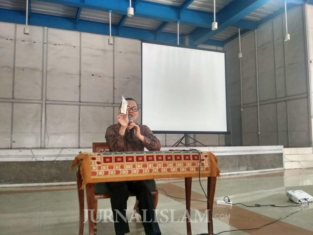 Usung Tema Kebangkitan Ekonomi Islam, DKM Krakatau Steel: Acara Untuk Menginspirasi Umat