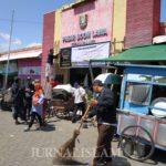 JAS Semarang Gelar Aksi Sosial dan Pasang Spanduk Dakwah di Pasar