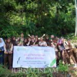 Sinergi Kebaikan MasyarakatPerbaiki Alam dengan Tanam 1000 Bambu