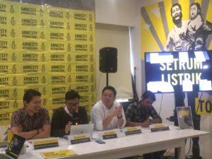 Amnesty Internasional Minta DPR Jadi Pionir Penghapusan Hukuman Mati di Indonesia
