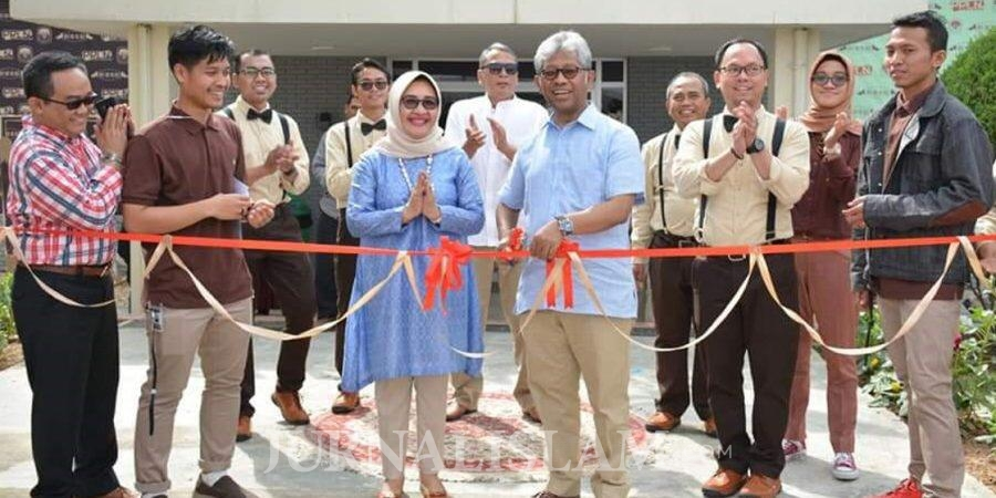 Suasana Pencoblosan di Pakistan Tampil Beda dengan Bazar bertema Nusantara