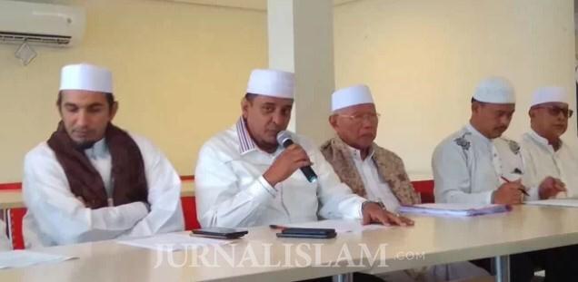 Jokowi – Prabowo Bertemu, GNPF Ulama: Biasa Saja, Santai Saja