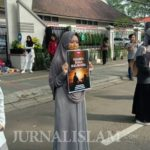 Pelajar dan Elemen Komunitas Bandung Gelar Aksi Tolak RUU-PKS
