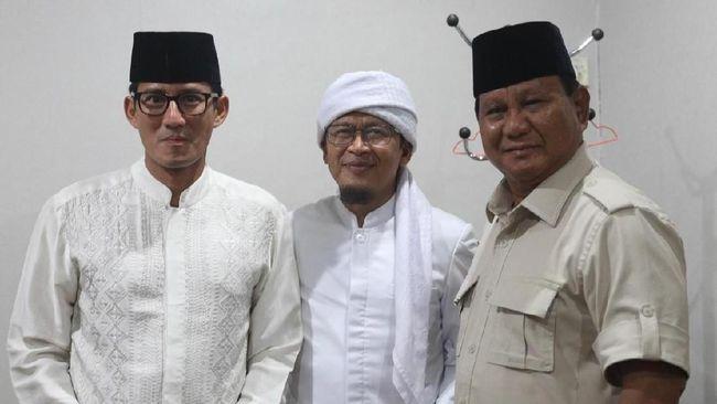 Setelah UAS, Kini Giliran Aa Gym Resmi Dukung Prabowo – Sandi