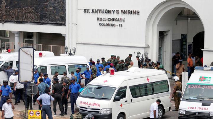 Menag Kecam Bom Gereja di Sri Lanka
