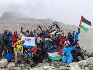 27 Warga Palestina Tiba di Pangkalan Gunung Everest