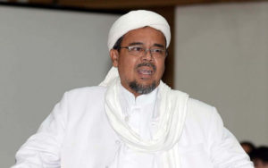 Menhan Sebut Penuntasan Kasus Habib Rizieq Terkait Politik