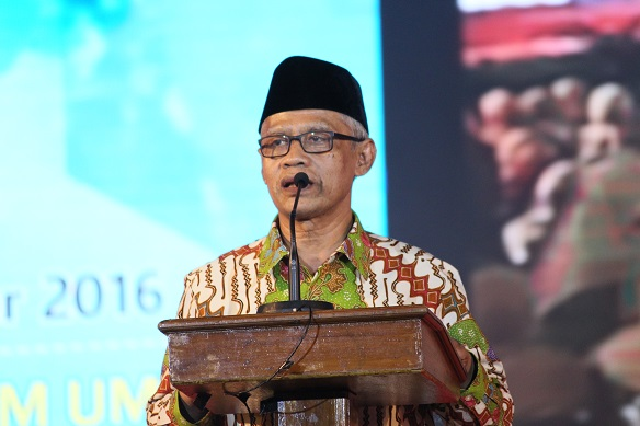 Ini Pesan Ketum PP Muhammadiyah Menyambut HUT RI ke-74