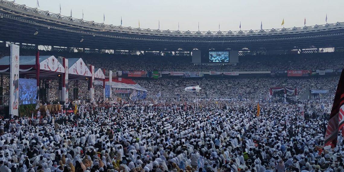 Swing Voters dan Cognitive Dissonance Theory: Prabowo Menang?