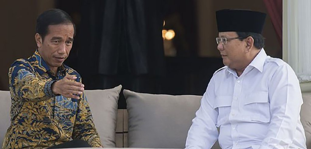 Jokowi Kirim Luhut Sebagai Utusan untuk Bertemu Prabowo