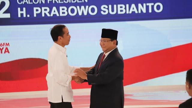 Indo Barometer Nilai Pendukung Jokowi Ragu Akan Coblos Pilihannya di TPS